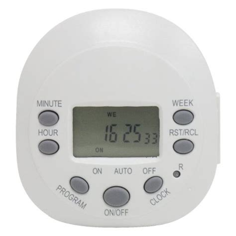GE 15150 Plug-in Digital Timer electronic consumer Electronics