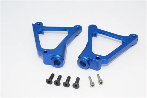 GPM RACING K5028-BK ALUMINIUM FRONT SHOCK TOWER - 2PCS SET 1/10 RC Vaterra K5 Blazer Ascender