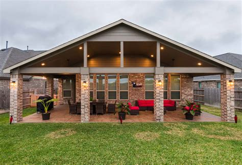 Gabled-Roof-Patio-Cover-Plans