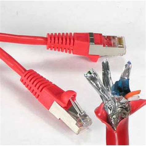 GadKo 50Ft Cat.6 Shielded (SSTP) Patch Cable Molded Yellow