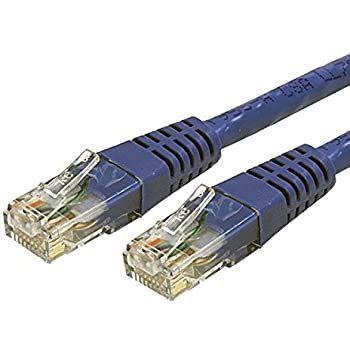 GadKo 75Ft Cat.6 Shielded (SSTP) Patch Cable Molded Blue