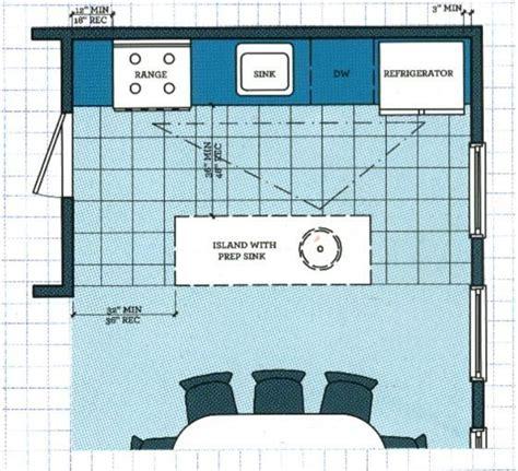 Galley-Kitchen-With-Island-Floor-Plans
