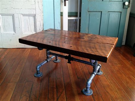 Galvanized Pipe Tables Plans