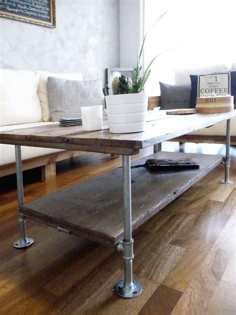 Galvanized-Pipe-Coffee-Table-Diy