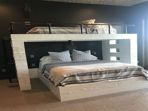 Galvanized-Pipe-Loft-Bed-Plans