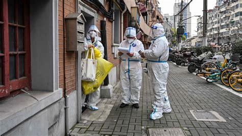 Gambar Lockdown China