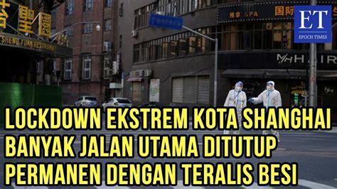 Gambar Lucu Jalan Ditutup Lockdown