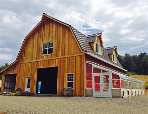 Gambrel-Barn-Homes-Plans