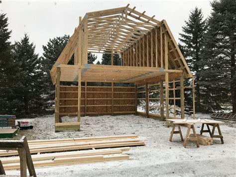 Gambrel-Pole-Barn-Plans