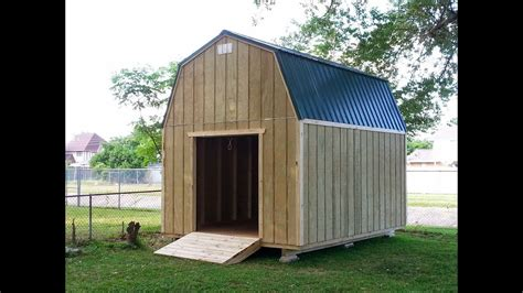 Gambrel-Shed-Plans-12x16-With-Loft