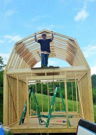 Gambrel-Style-Shed-Plans-12x16