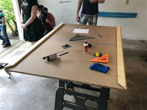 Game Table Topper Diy School
