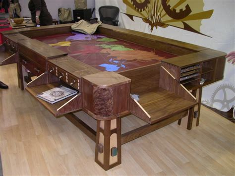 Gaming Table Design Plans