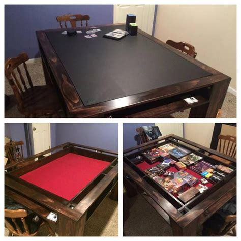 Gaming Table Diy Boardgamegeek Store