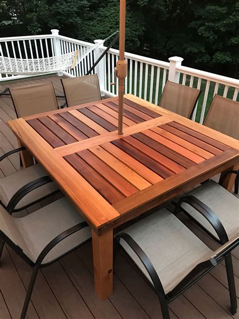 Gaming Table Plans Diy Patio