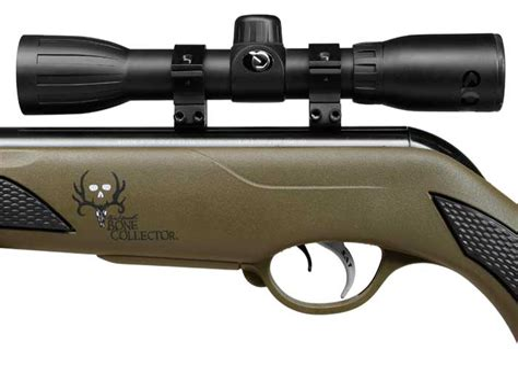 Gamo Bone Collector Bull Whisper 22 Caliber Pellet Rifle And Interchangeable Rifle Calibers