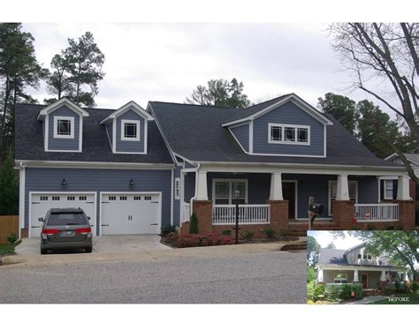 Garage Addition To House Plans