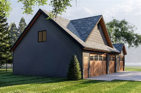 Garage And Shop Floor Plans