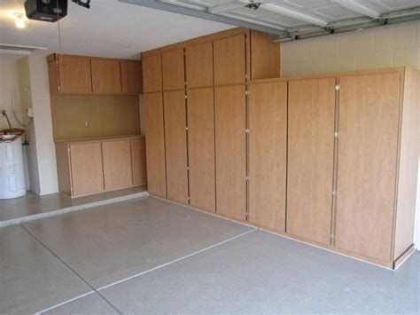 Garage Cabinet Plans Company Check
