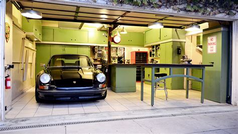 Garage Ceiling Lighting Plans Examples