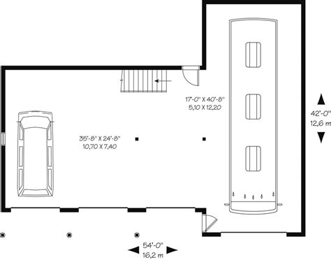 Garage For Rv Plans With Dimensions
