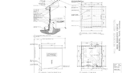 Garage Foundation Plans Nzxt