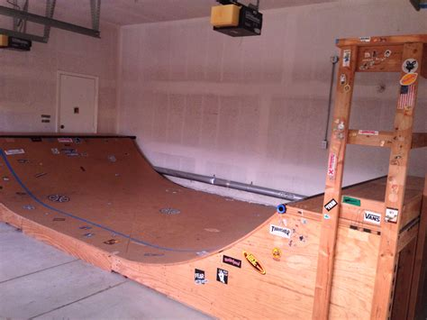 Garage Mini Ramp Plans