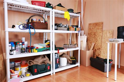 Garage Organization Diy