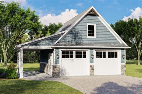 Garage Plans Architectural Designs