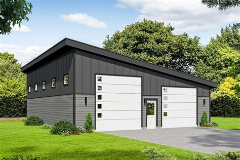 Garage Plans For A Lift