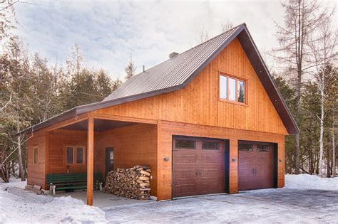 Garage Plans Quebec