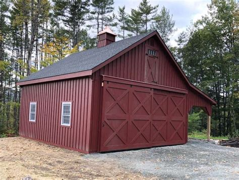 Garage Plans That Look Like Barns