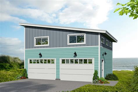 Garage Plans With Apartment Upstairs
