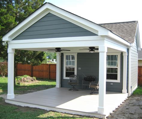 Garage Plans With Attached Carport Designs