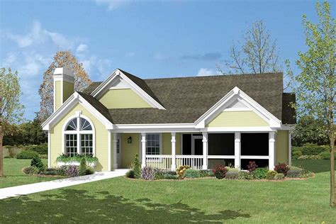 Garage Plans With Attached Porch Plans