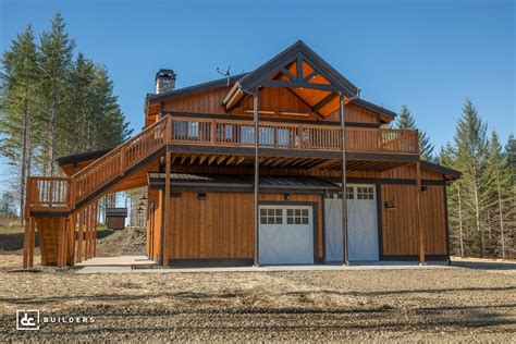 Garage Plans With Living Quarters Beside