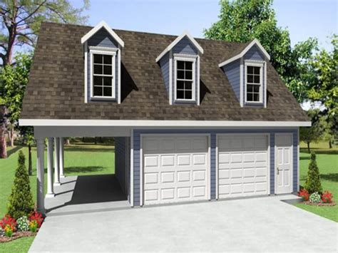 Garage Plans With Workshop And Apartment