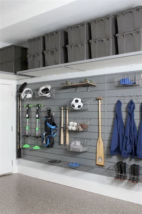 Garage Shelving Designs Plans