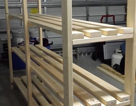 Garage Shelving Plans To Build Yourself