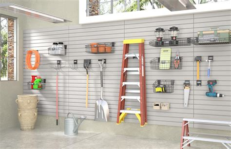 Garage Wall Storage Panels