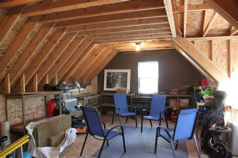 Garage With Attic Plans