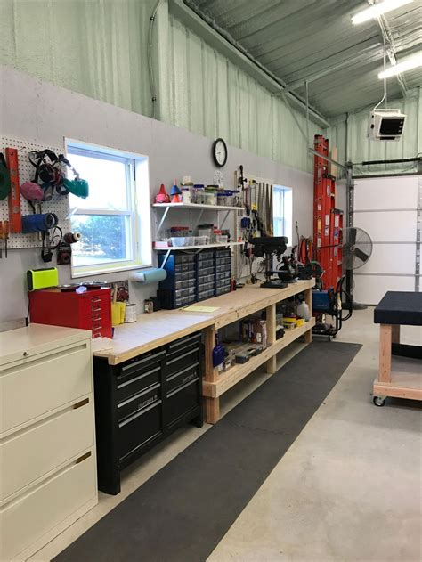 Garage Woodworking Workshop Ideas Pictures
