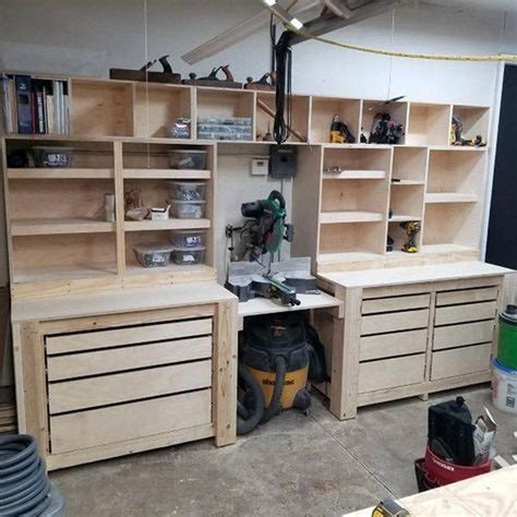 Garage shelving ideas diy.aspx Image
