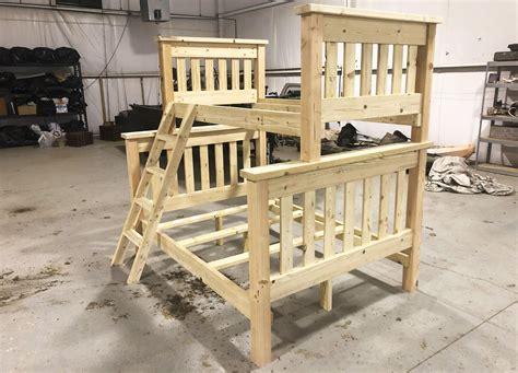 Garage-Bunk-Bed-Plans