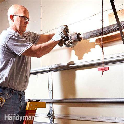 Garage-Door-Lift-Cable-Repair-Diy