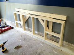 Garage-Work-Bench-Plans-Attached-To-Wall