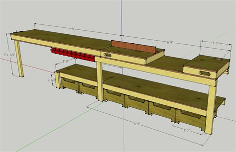 Garage-Workbench-Plans-Uk
