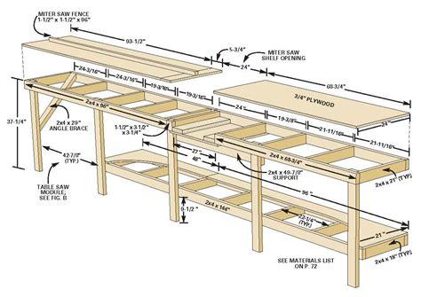 Garage-Workshop-Bench-Plans