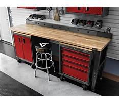 Best Garage benches nz