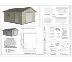 Best Garage building plans free